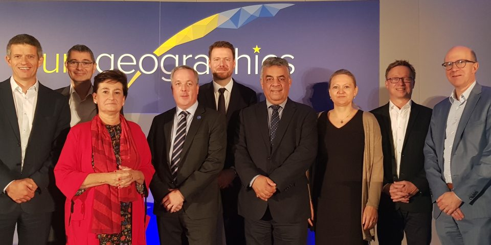 EuroGeographics Management Board 2019